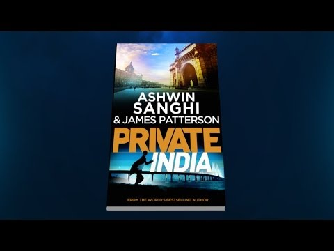 Book Trailer: Private India (by Ashwin Sanghi and James Patterson)