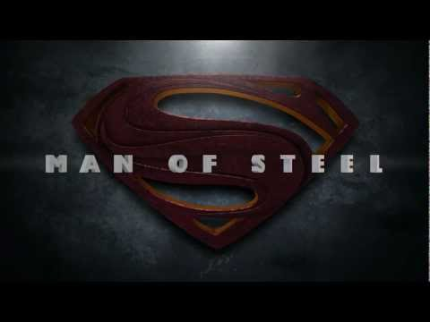 Man of Steel Logo Trailer