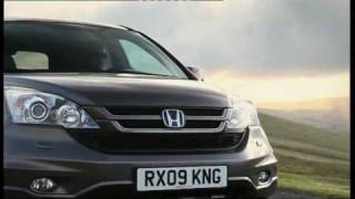 All new Honda CR-V 2010 videos