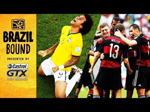 Life after Neymar: Brazil - Germany Preview | Brazil Bound