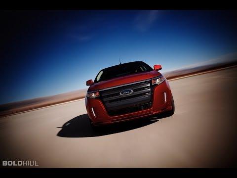 Новый Ford Edge 2014 обзор, характеристики, тест драйв