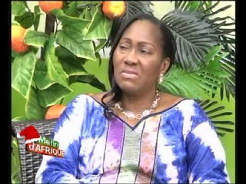 Matin d'Afrique 19 DEC 2014 ruth koffi