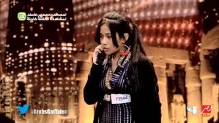 نغم الجندي مصر - عرب غوت تالنت 3 الحلقة 2