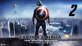 Captain America: The Winter Soldier The Official Game