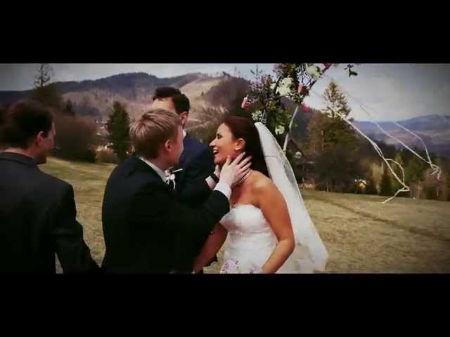 Весілля в Карпатах Кирило та Катя