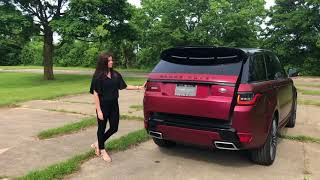 Tips On Using The Tailgate & Activity Key On A 2018 Range Rover Sport