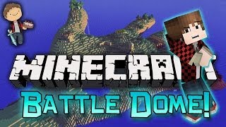 Minecraft: BATTLE-DOME w/Mitch & Friends Part 1 - How To Solve A Mystery!