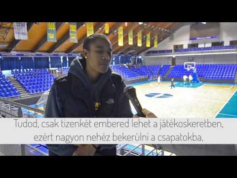 Yvonne Turner videós interjú Sopronból