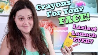 🤔Reviews Unfiltered 🤔Crayola Crayon MAKEUP Review! Is it as BAD as they say? | Jen Luvs Reviews