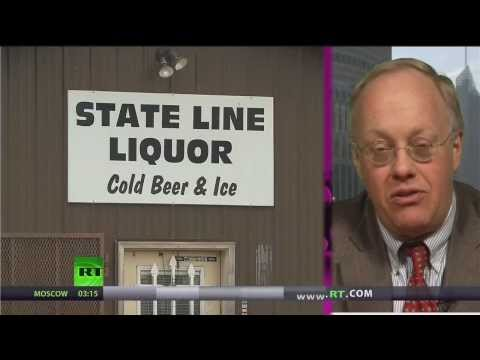 Chris Hedges Part I: Crisis Cults and the Collapse of Industrial Civilization