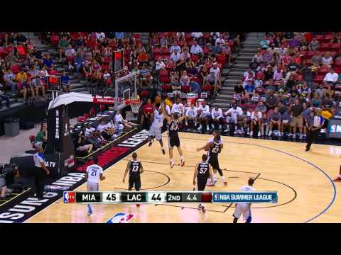 Summer League: Miami Heat vs Los Angeles Clippers