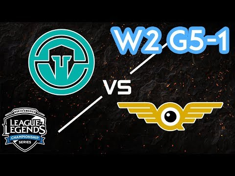 Immortals vs FlyQuest Game 1 | S7 NA LCS Summer 2017 Week 2