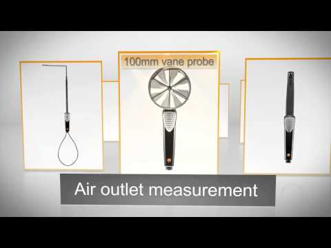 testo 480: professional solution for climate measurement