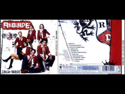 2 Fique Em Silêncio (Sólo Quédate En Silencio) - Rebelde edición portugués (CD RBD)