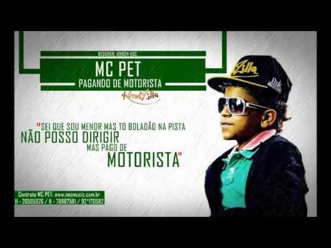 MC Pet - Pagando de Motorista [KondZilla]