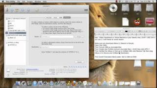 How To Install Mac OS X Lion On Asus Laptop Intel- Part