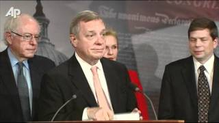 Durbin: Congress Must Deal with Spending Bill