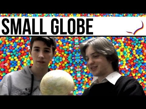 Balls Australia - Small Globe Review