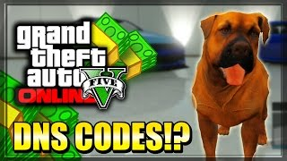 GTA 5 Online DNS Codes? Modded Lobbies 1.17 Talk Money