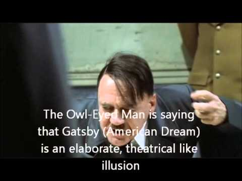 great gatsby owl eyes significance