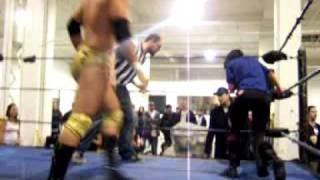Cherry Bomb Vs RJ City I Quit Match Bloodstock 09