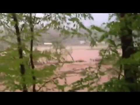 Tennessee Duck River Flooding April 2014
