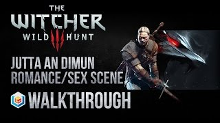 The Witcher 3 Wild Hunt Walkthrough Jutta an Dimun Romance Guide
