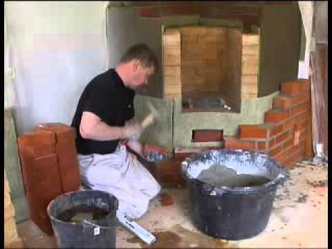 Wienerberger - Tiilitulisijan muuraus
