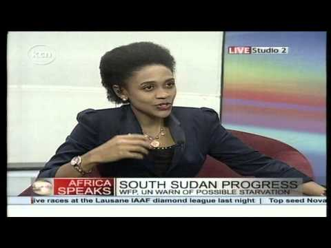 Africa Speaks - 05. 07. 2014 South Sudan Peace Progress