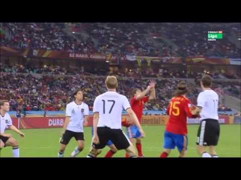 Carles Puyol El Gladiador