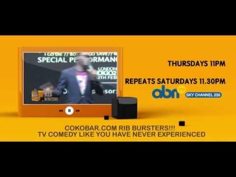 COKOBAR.COM COM RIB BURSTER ABN SKY 235 TV PROMO
