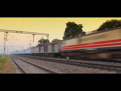 Fast and prestigious trains of Indian Railways and Pakistan Railways