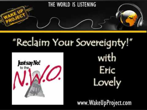 Reclaim Your Sovereignty 1 of 10
