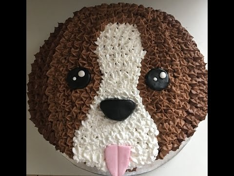 DOG Cake - Tort catelus