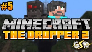 Minecraft: The Dropper 2 w/ Graser & Thinknoodles Part 5 - Flying Boats