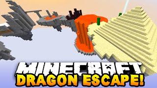 """Minecraft DRAGON ESCAPE """"FUNNY MOMENTS!"""" #4 (Minecraft Parkour Runner) w/PrestonPlayz & Lachlan - Duration: 11:26."""