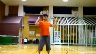 Shoulder Reel Pirouette