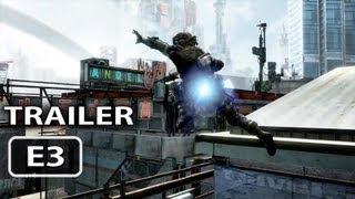 Titanfall Trailer (E3 2013)
