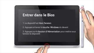 Iconia Tab W700 Comment Entrer Dans Le Bios