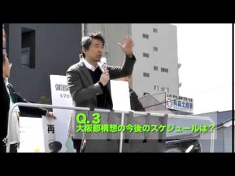 Q3.大阪都構想の今後のスケジュールは?