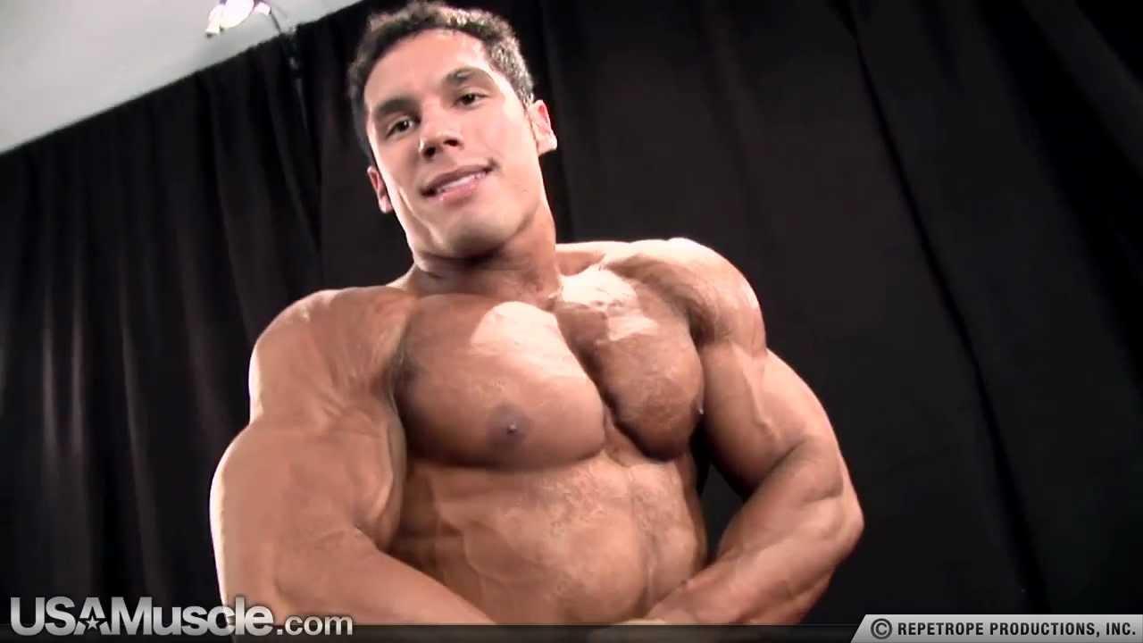 Tristen Escolastico Biceps - YouTube