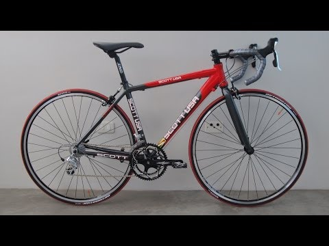 Bicicleta de Carrera Scott Usa SunRace Lasco