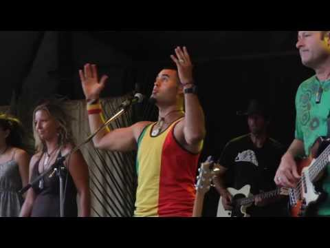 Matiu Te Huki - Come to me now - Luminate Fest 2013 - Music video by Pix Aotearoa