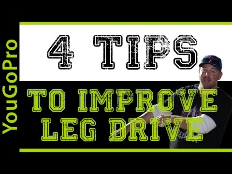 4 Tips to Improve Leg Drive for Optimal Pitching Performance