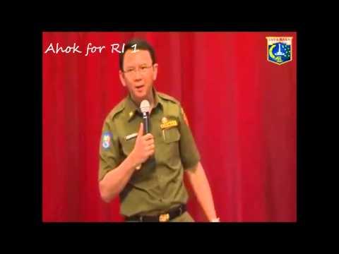 Basuki TP (Ahok) : Saya Setuju LOKALISASI pelacuran