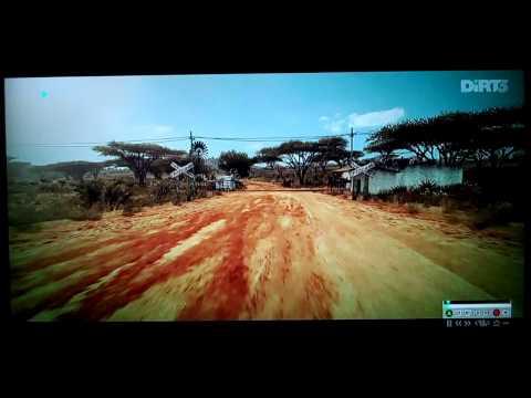 Геймплей (Трасса в Кении)