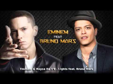Brunos Arsch auf Eminem