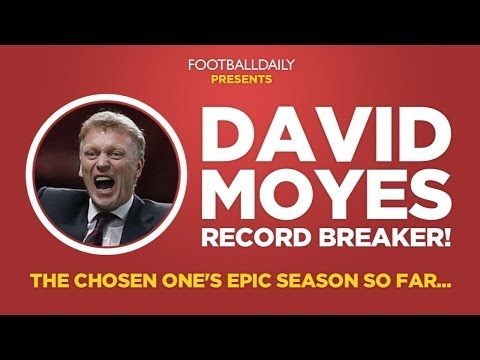 David Moyes: Record Breaker!