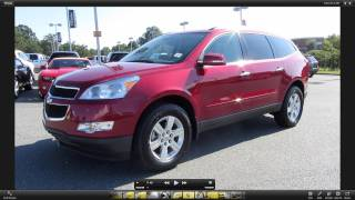 2012 Chevrolet Traverse LT Start Up, Engine, and In Depth Tour videos
