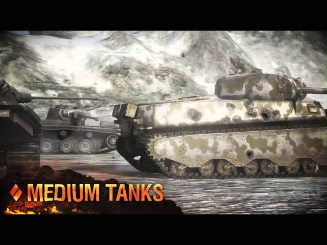 World of Tanks -- Map Madness Trailer